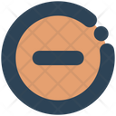 Sign Minus Minimize Icon