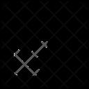 Minimize Reduce Shrink Icon