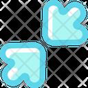 Minimize Screen Settings Shrink Icon