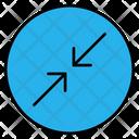 Minimize Minus Remove Icon