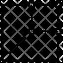 Minimize Diagonal Resize Icon
