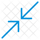 Arrow Curved Direction Icon