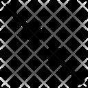 Minimize Arrow Icon