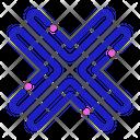 Shrink Interface Ui Icon