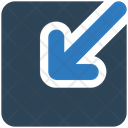 Minimize Screen Icon