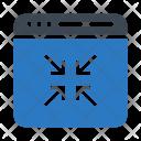 Smallscreen Window Online Icon