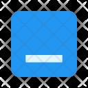 Minimize Window Icon