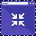 Minimize Webpage Window Icon