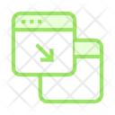 Windows Browser Online Icon