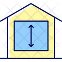 Minimum Ceiling Heights Icon