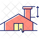 Minimum Chimney Height Icon