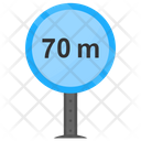 Minimum Distance Vehicle Icon
