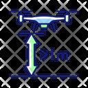 Drone Flight Minimum Icon