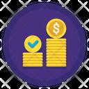 Minimum Wage Wage Salary Icon