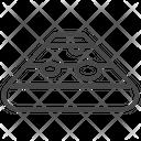 Mining Mine Rail Track Icon