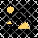 Mine Industrial Coal Icon