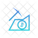 Mining Digital Technology Icon