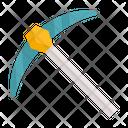 Axe Mining Hammer Icon