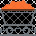 Mining Coal Energy Icon
