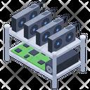 Mining Frame Icon