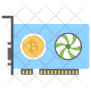 Mining Graphic Card Icon