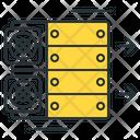 Mining Hardware Asset Cpu Icon