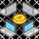 Mining Pool Icon
