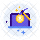 Bitcoin Mining Mining Hardware Gpu Rig Icon
