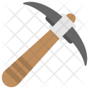 Mining Tool Pickaxe Icon