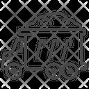 Mining Truck Icon