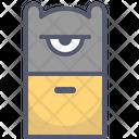 Minion batman Icon