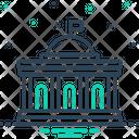 Ministry Cabinet Edifice Icon