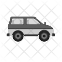 Minivan Bus Van Icon