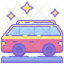 Iminivan Minivan Bus Icon