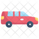 Transportation Vehicle Machine Icon