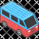 Minivan Icon