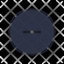 Minus Delete Close Icon