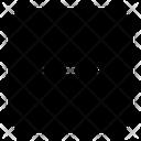 Minus Remove Delete Icon