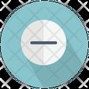 Minus Button Icon