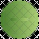 Circle Minus Remove Icon