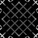 Min Circle Minus Remove Icon