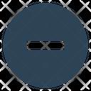 Social Minus Remove Icon