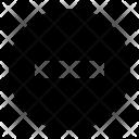 Minus Delete Remove Icon