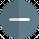 Minus Circle Icon