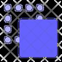 Minus-front Icon