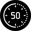 Minute Clock Time Icon