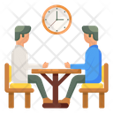 Minutes Of Meeting Discussion Meeting Summary Icon
