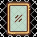 Household Furniture Mirror Icon