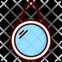Furniture Interior Mirror Icon