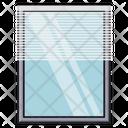 Mirror Window Interior Icon